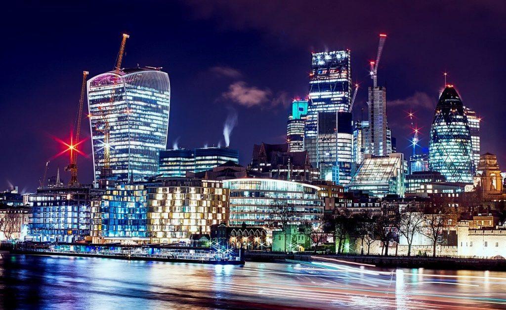 london financial centre